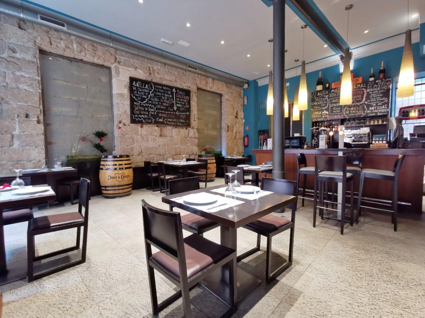 Se traspasa restaurante en centro de palma - imagenInmueble4