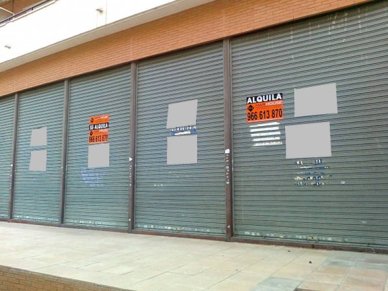 Premises for rent in Universidad - Ciudad deportiva, Elche