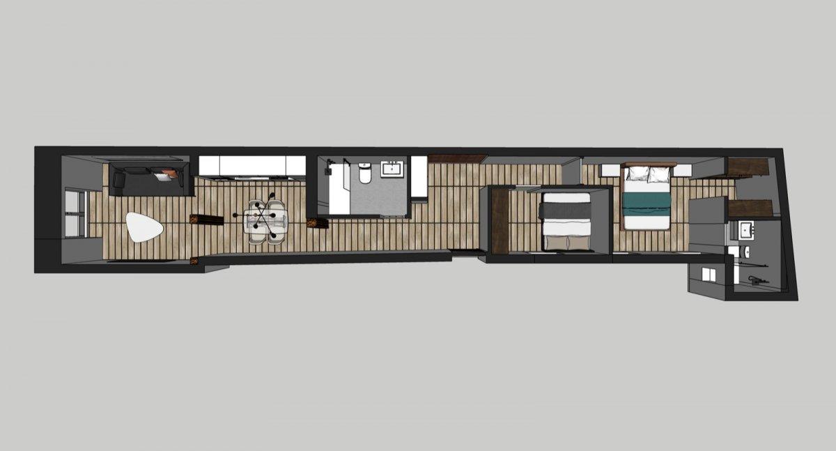 Apartamentos - 06072