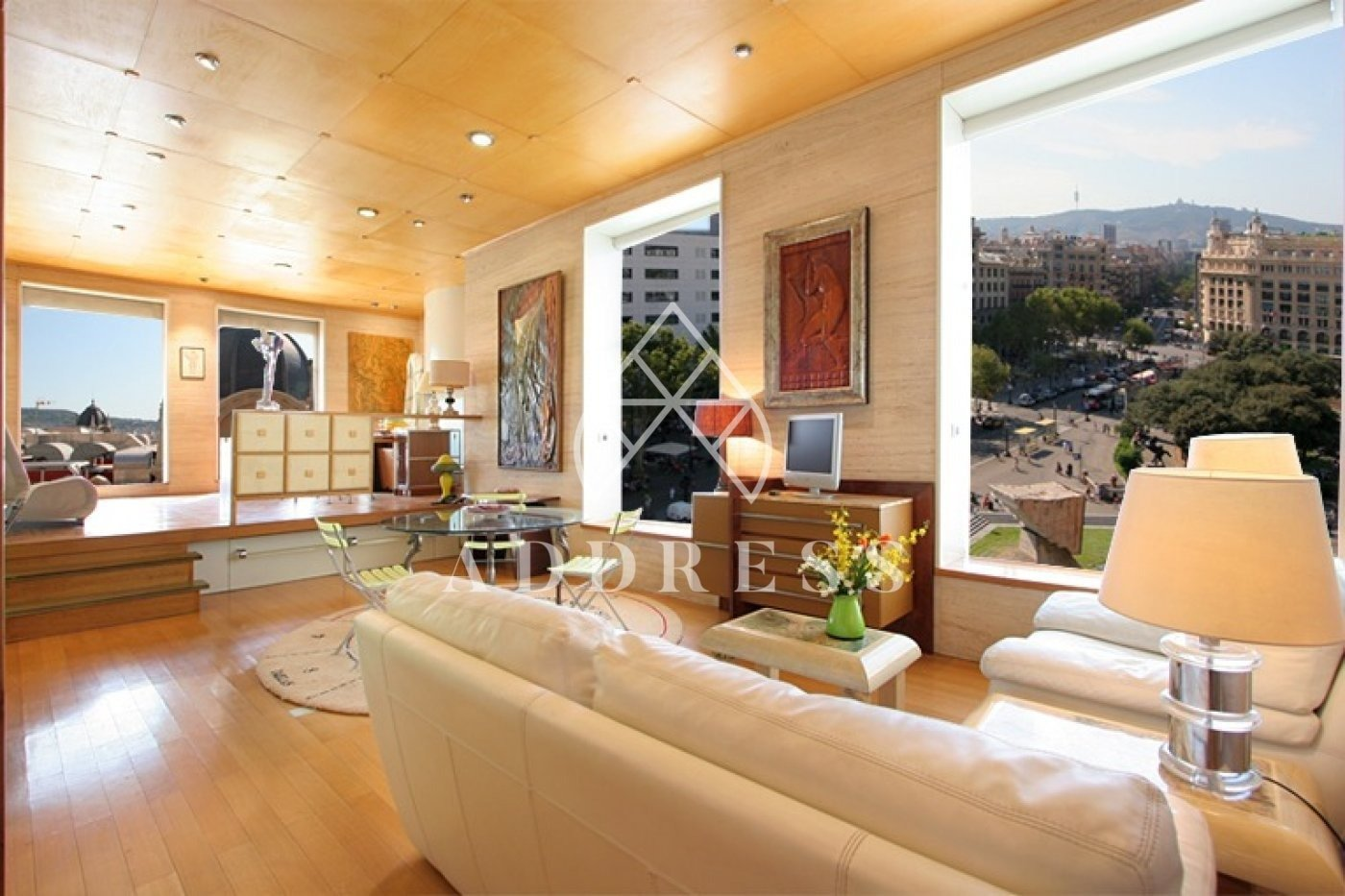atico en barcelona · dreta-de-l´eixample 2140000€