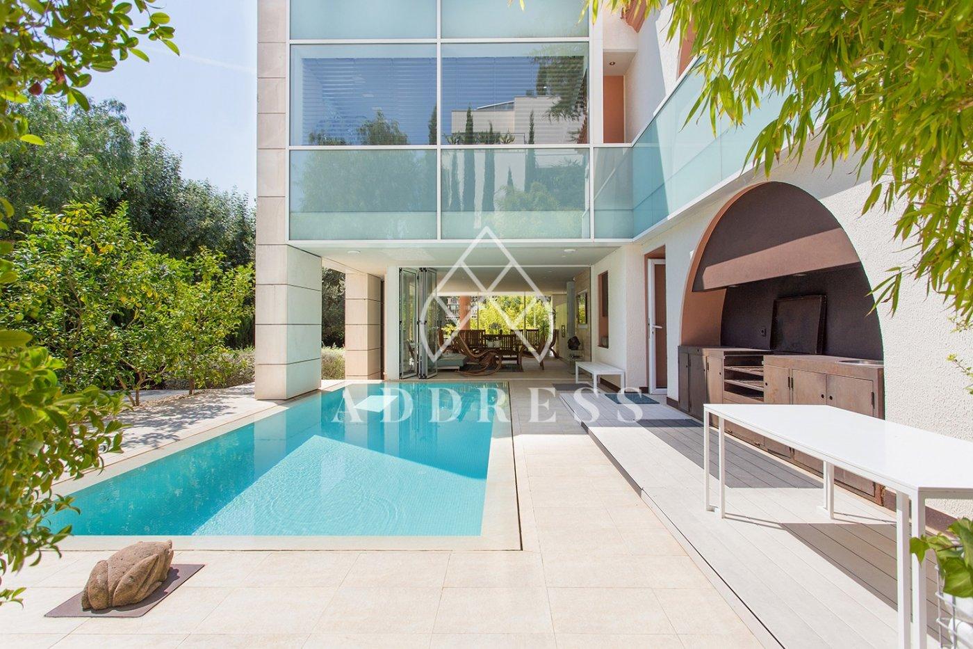 villa en barcelona · pedralbes 4200000€