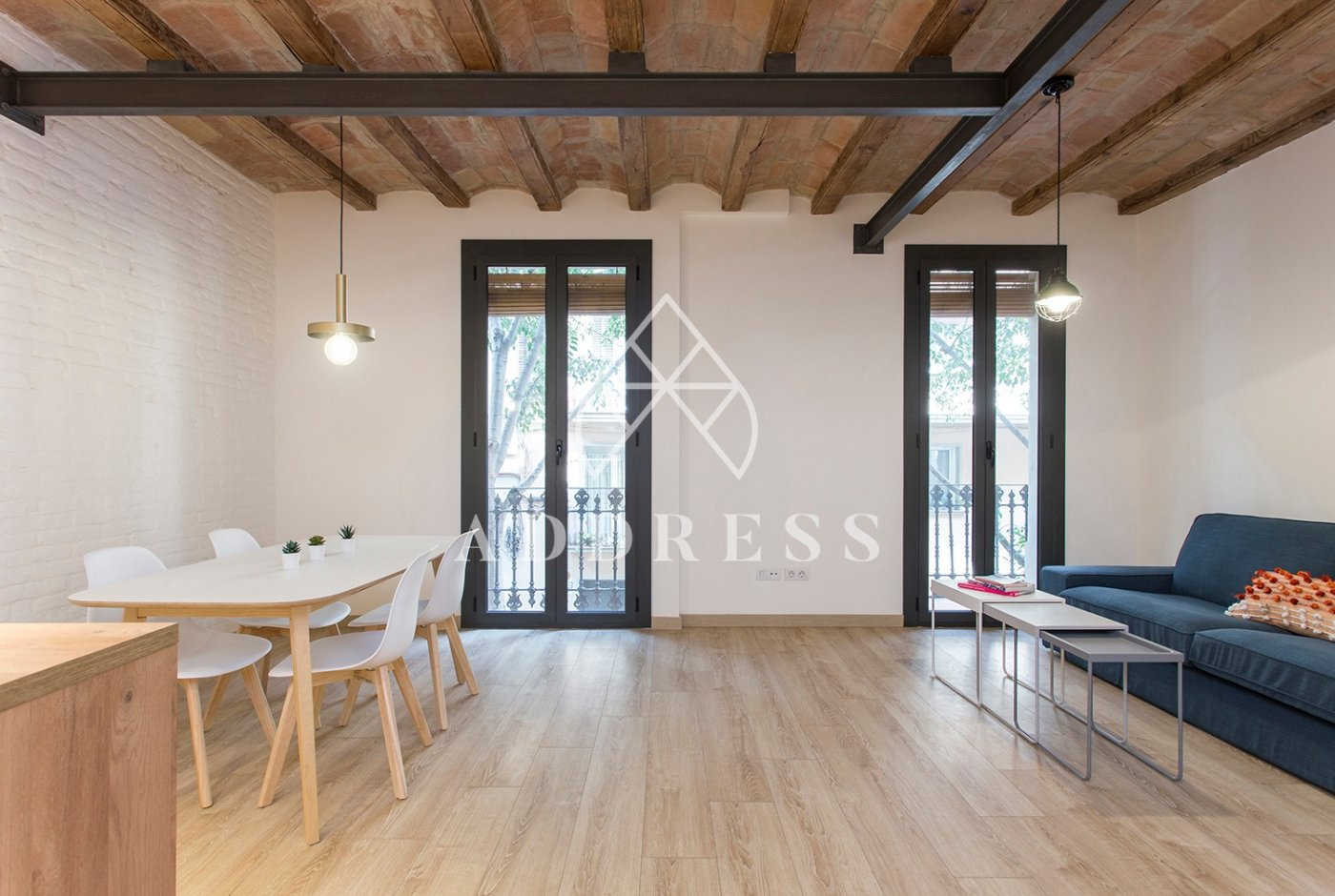 piso en barcelona · el-poble-sec 340000€