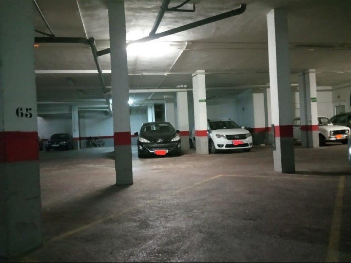 Plaza de parking en venta en Burjassot