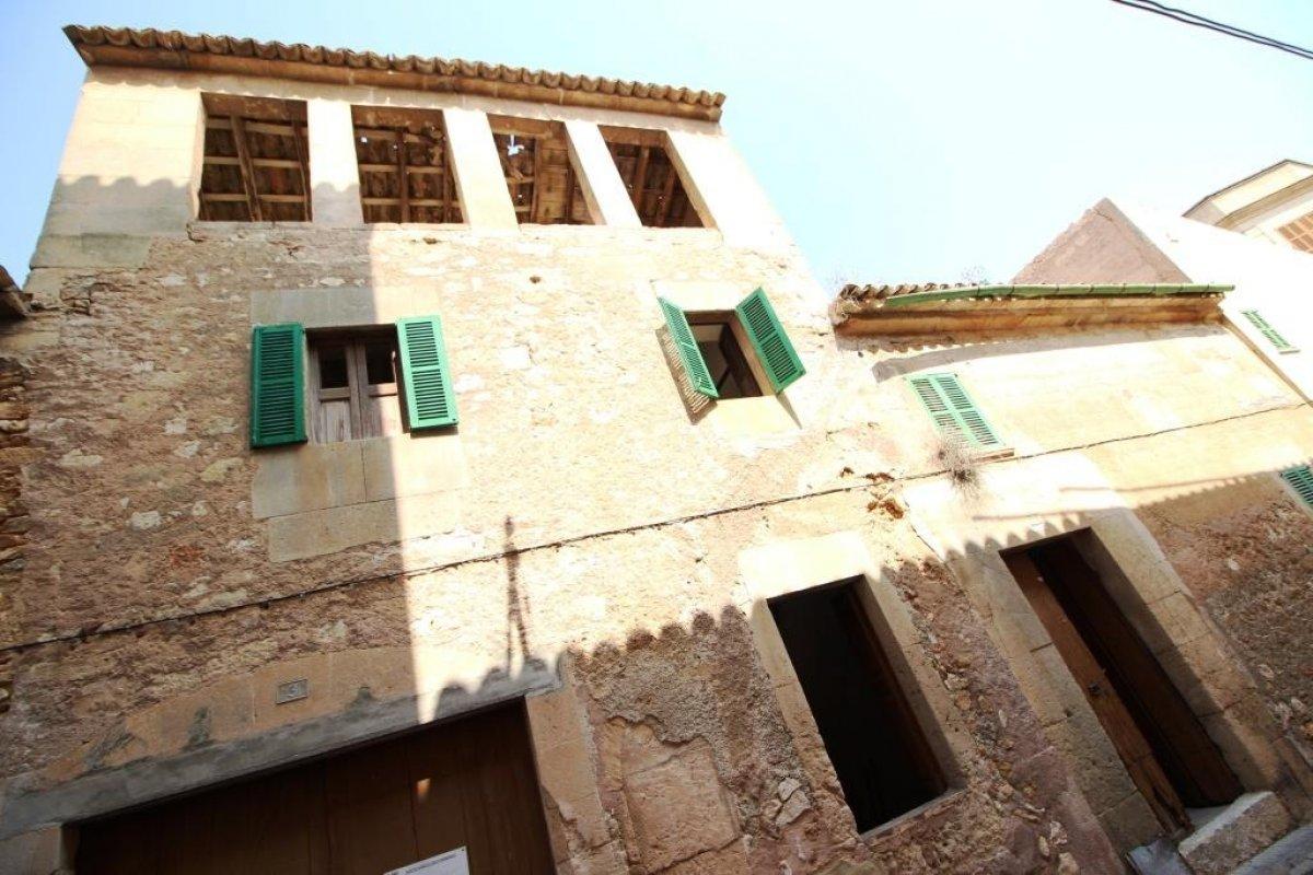 casa-de-pueblo en porreres · centro 98000€