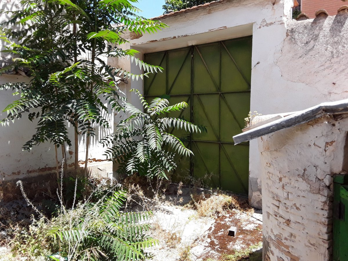 Parcela rústica en venta en La Roda