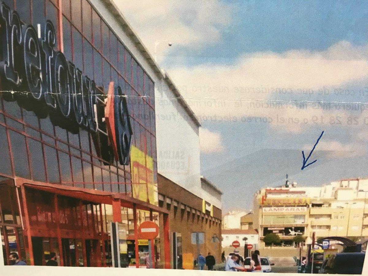 edificio en albacete · carrefour 650000€