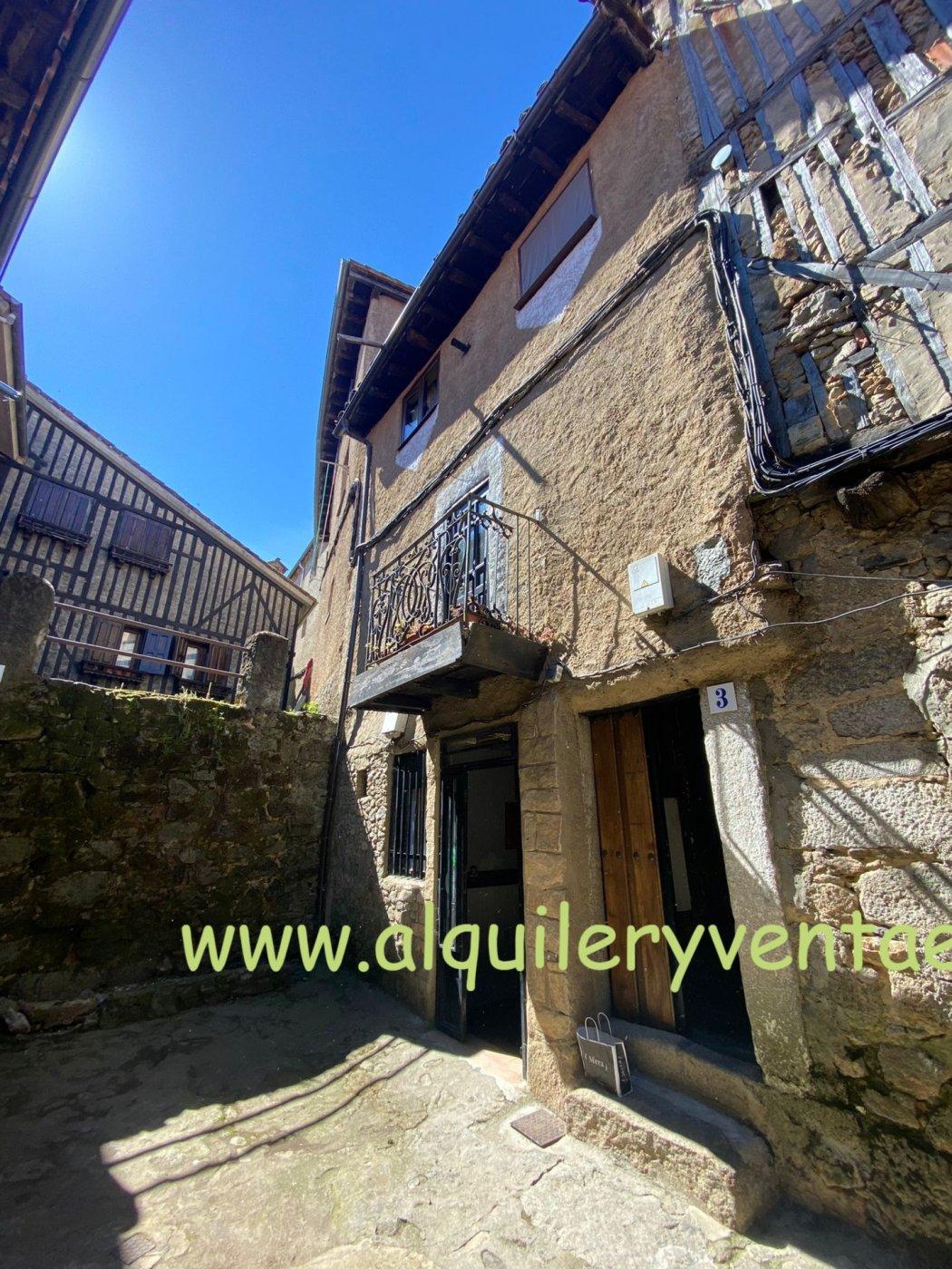 Casa en venta en La Alberca