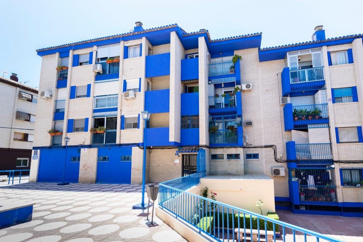 Urbanización de barrio – Parque Nueva Granada