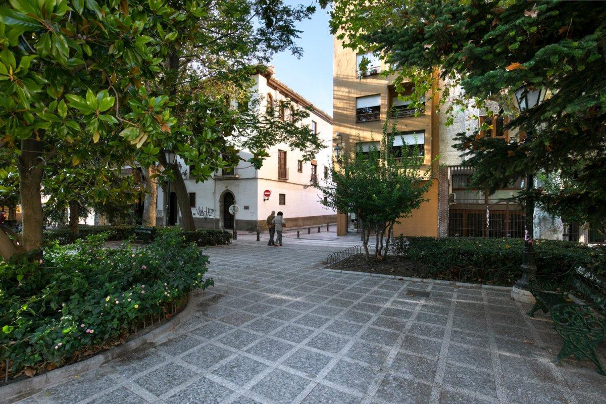 Atico en C/ Misericordia 10, Zona Jardin Botanico, Granada