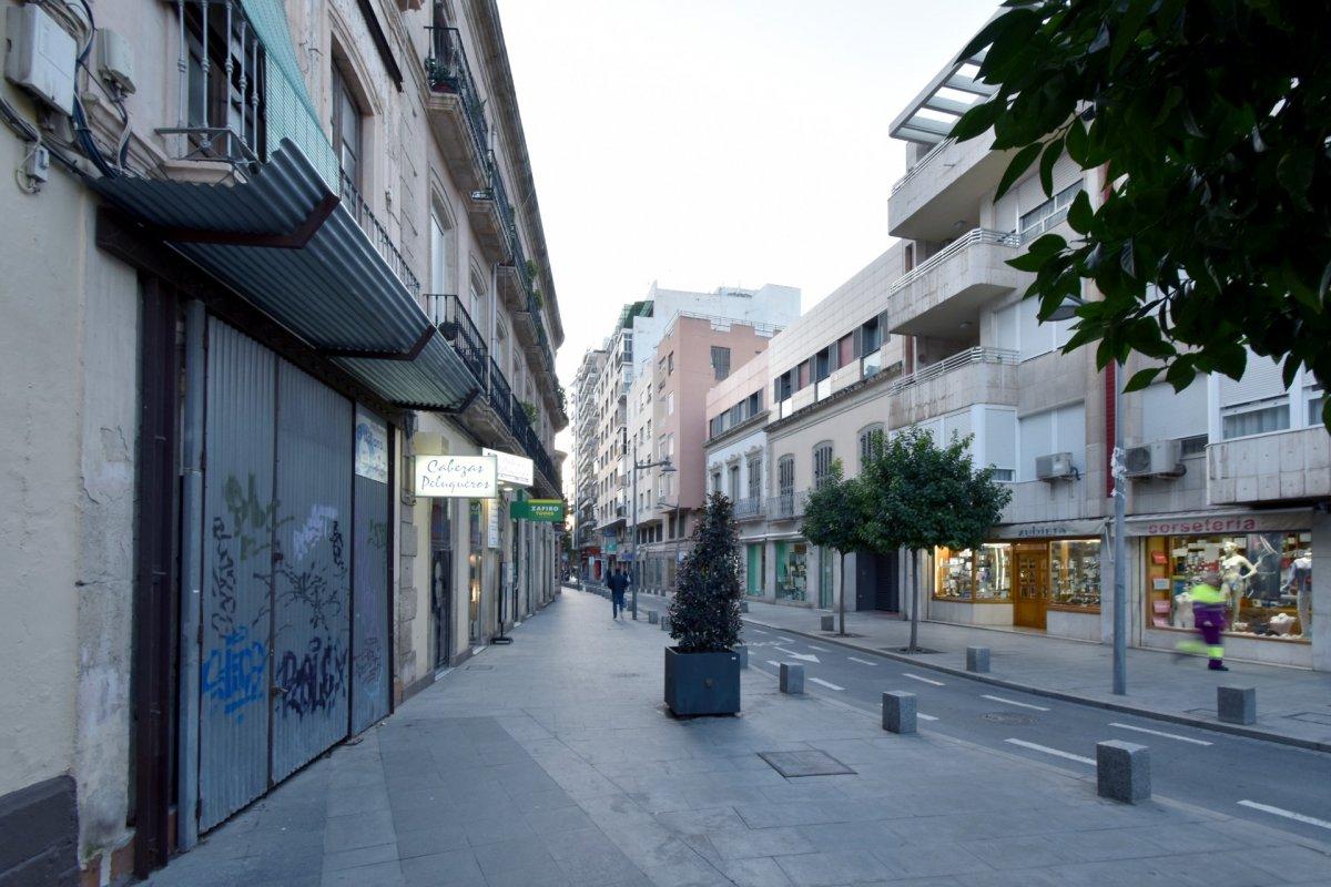 SOLAR URBANO EN CALLE MURCIA - ALMERÍA CENTRO