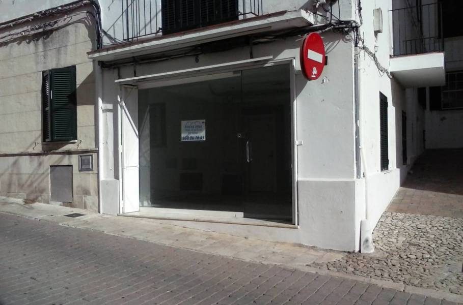 Premises for rent in Alaior, Alaior