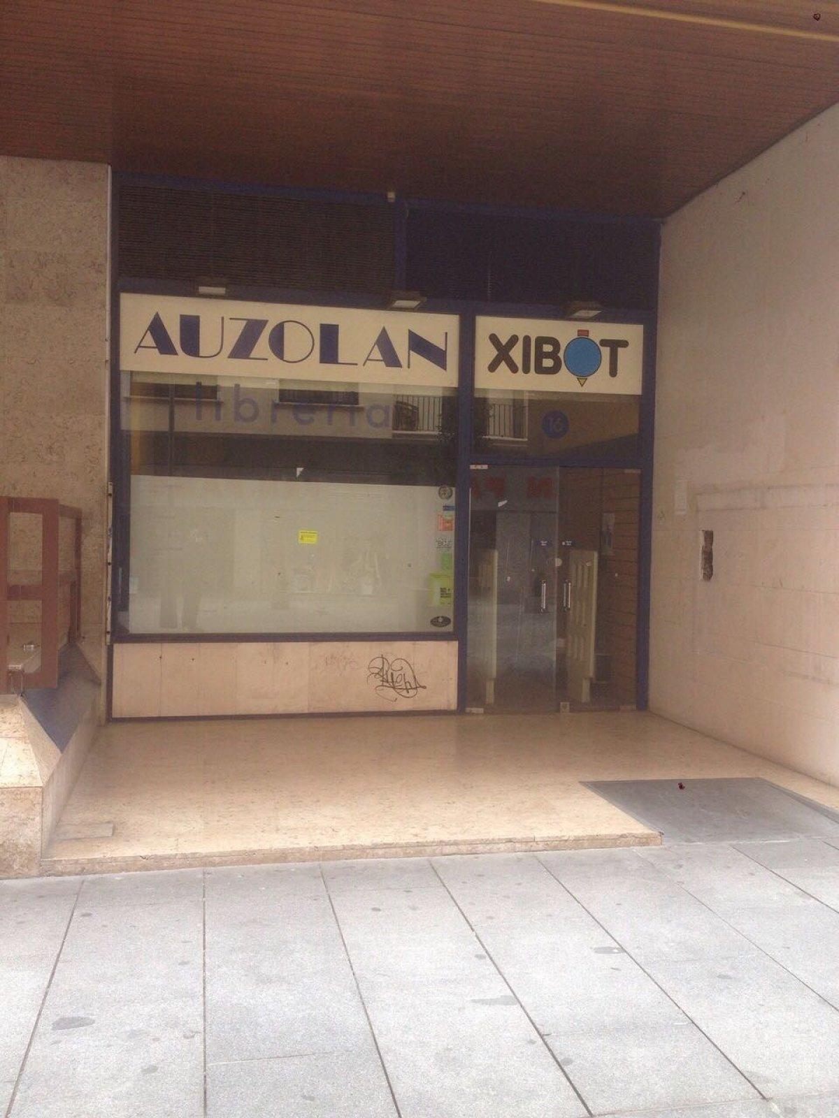 Local en alquiler en Ensanche, Pamplona