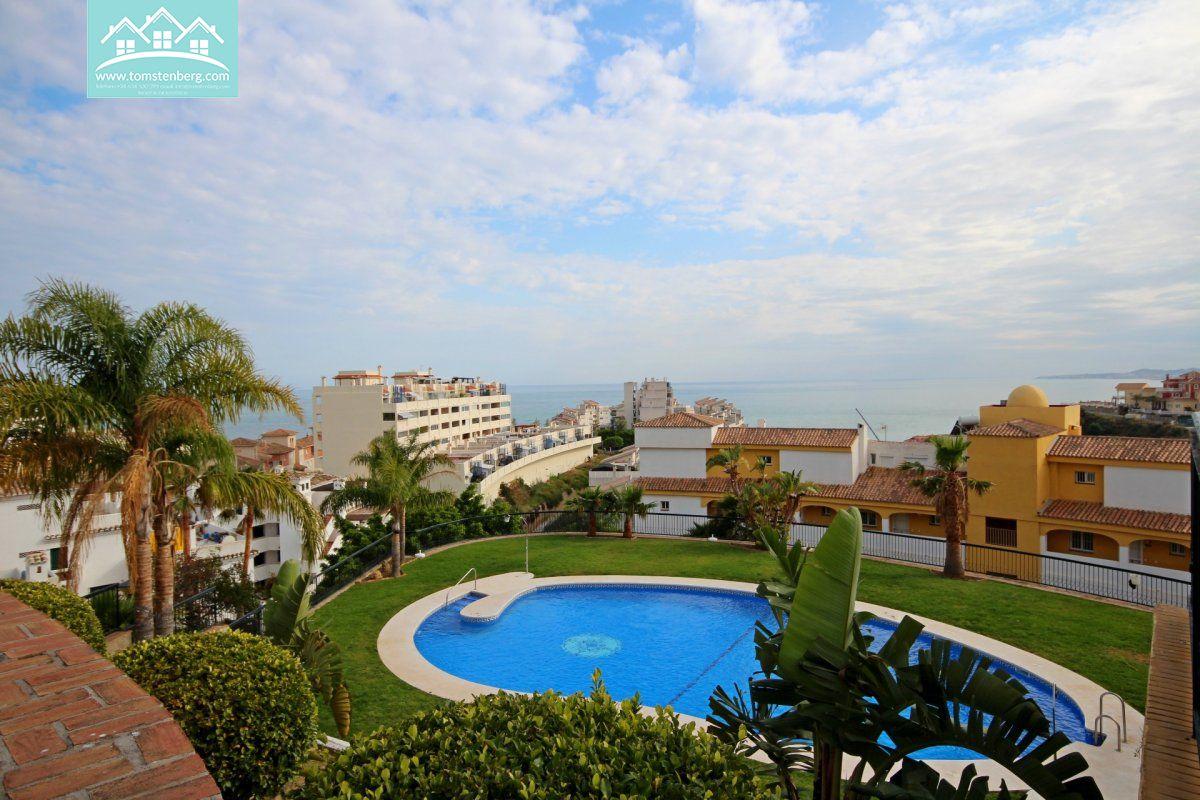 Piso con vistas al mar en benalmádena costa - imagenInmueble18
