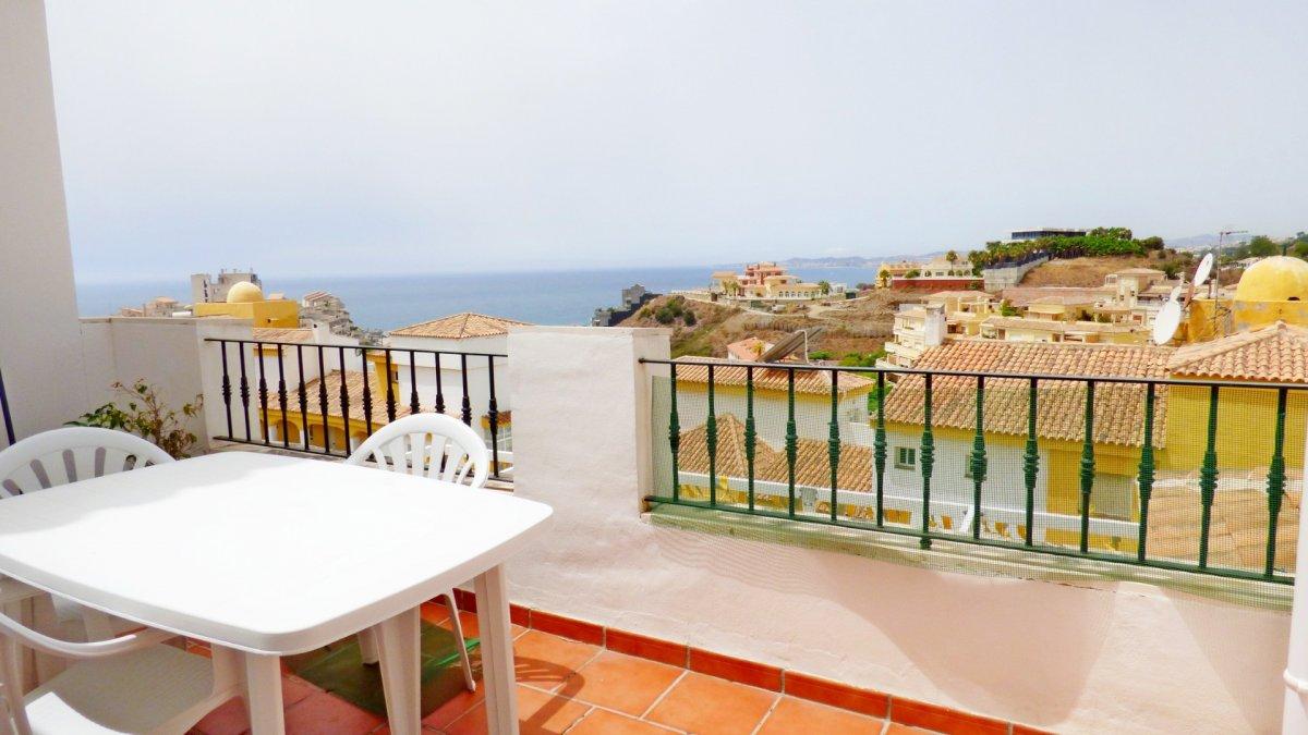 Piso de dos habitaciones con maravillosas vistas al mar en benalmádena costa - imagenInmueble1
