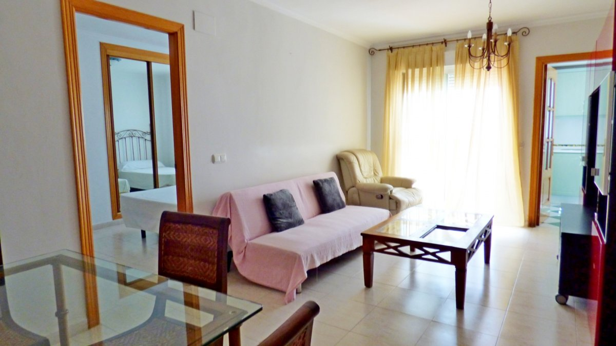 Piso de dos habitaciones con maravillosas vistas al mar en benalmádena costa - imagenInmueble25