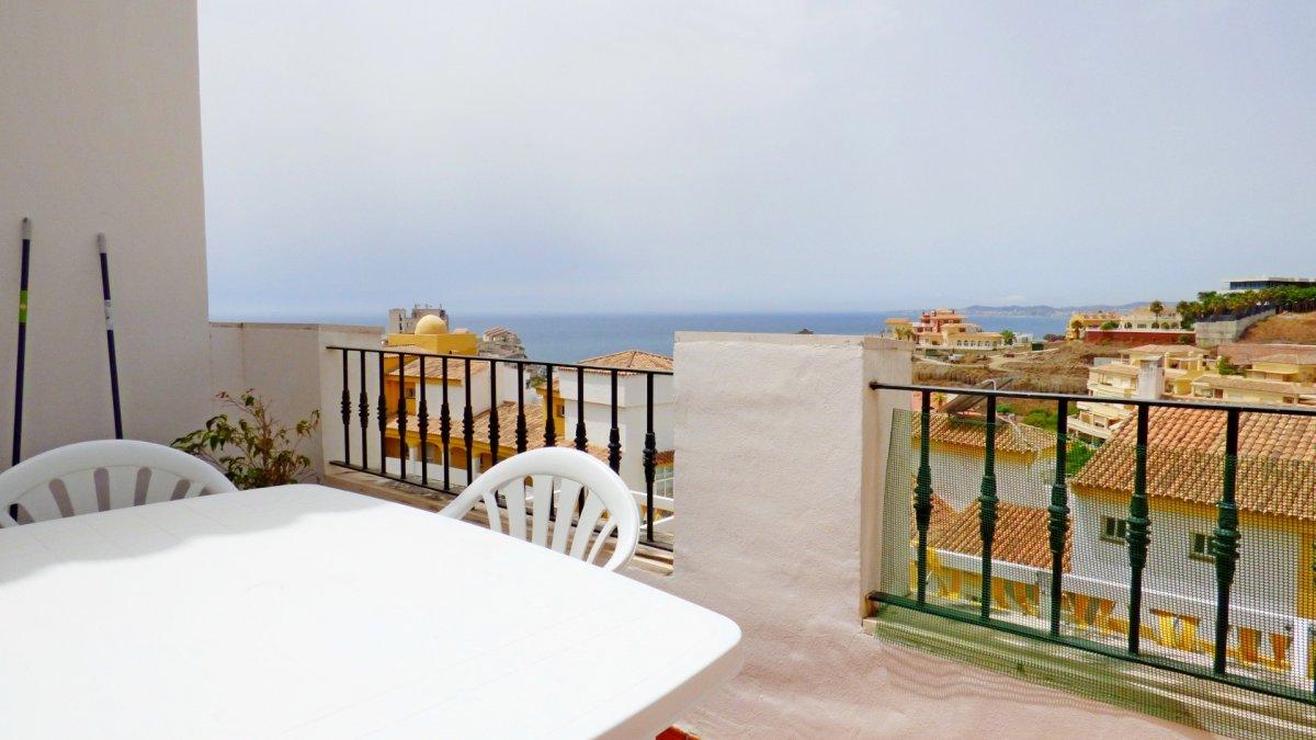 Piso de dos habitaciones con maravillosas vistas al mar en benalmádena costa - imagenInmueble27