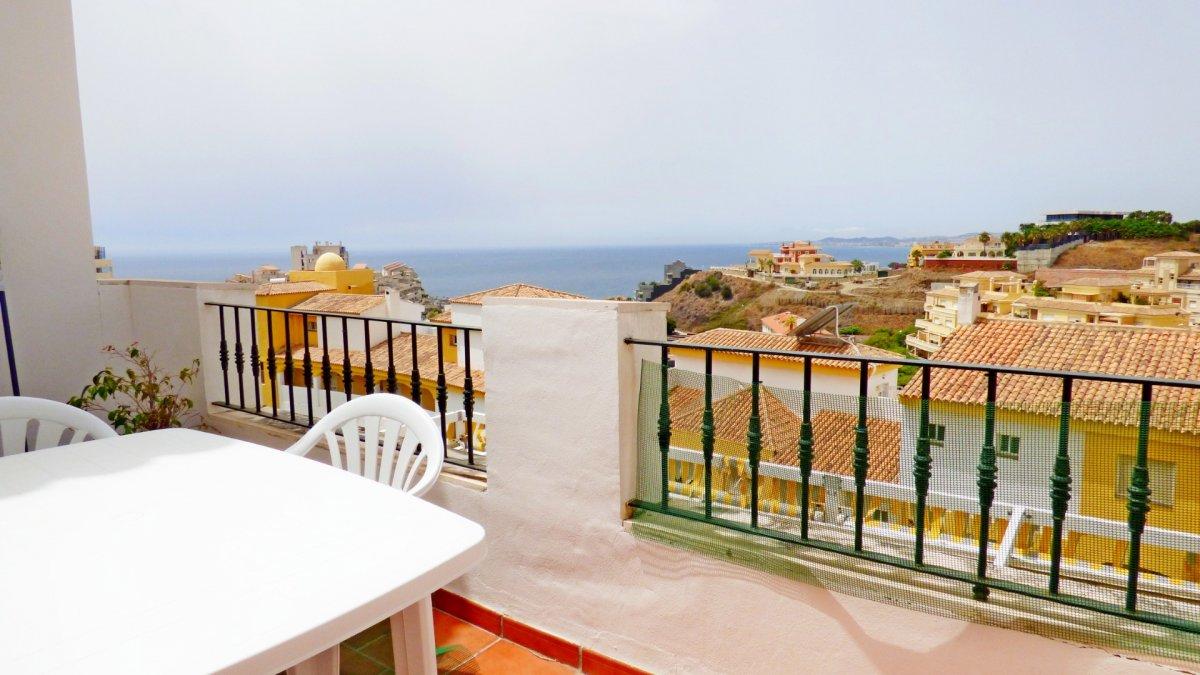 Piso de dos habitaciones con maravillosas vistas al mar en benalmádena costa - imagenInmueble2