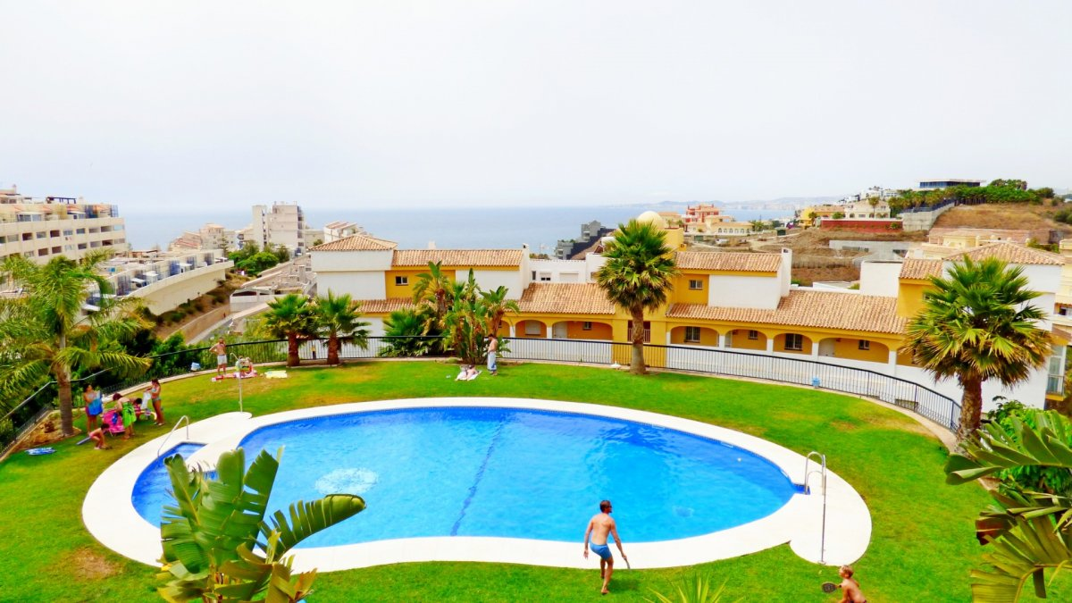 Piso de dos habitaciones con maravillosas vistas al mar en benalmádena costa - imagenInmueble5