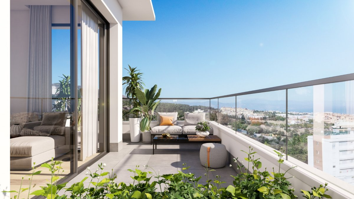 Nueva promoción de viviendas en torremolinos - imagenInmueble0