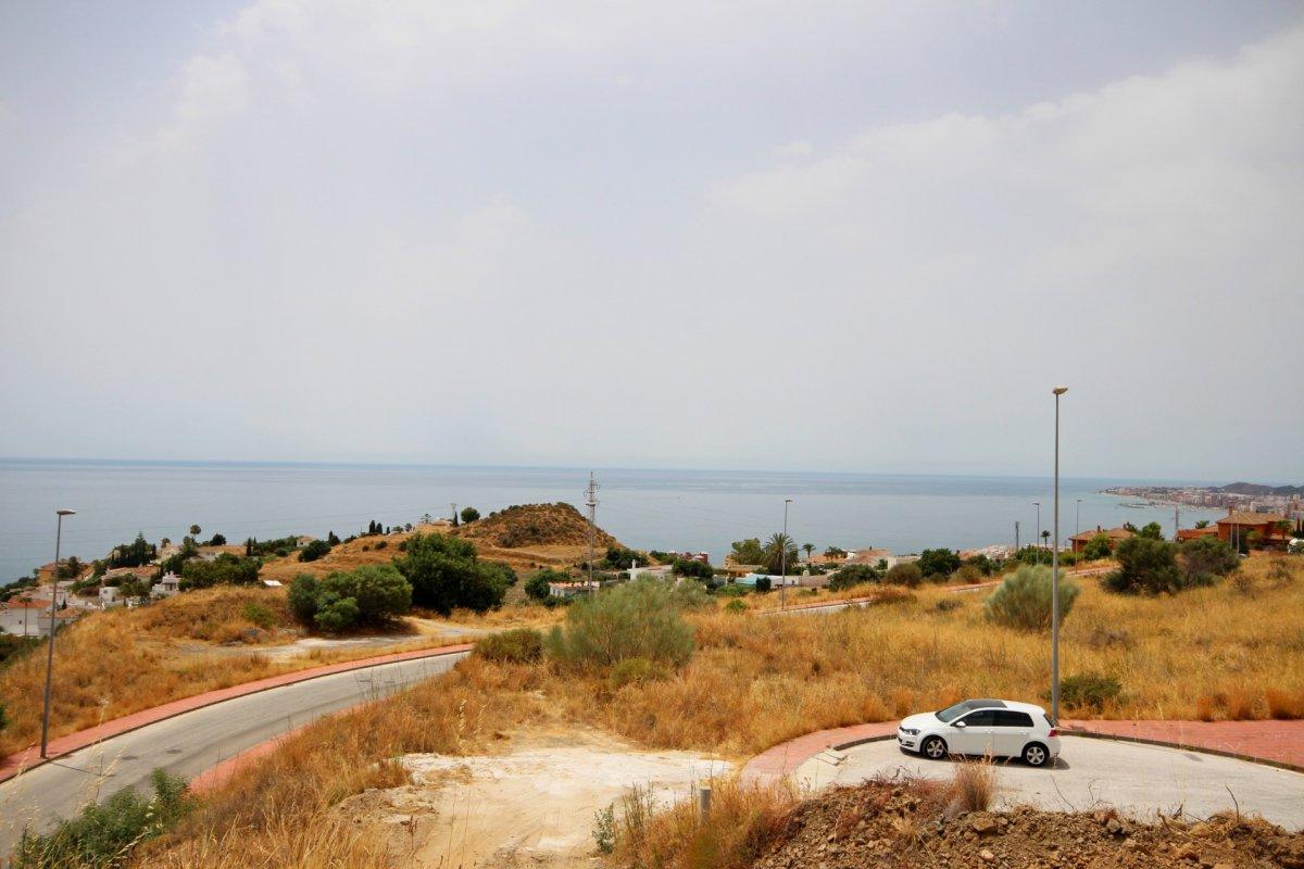 Se vende suelo urbano en la zona de la estupa con vistas  panoramicas al mar. - imagenInmueble0