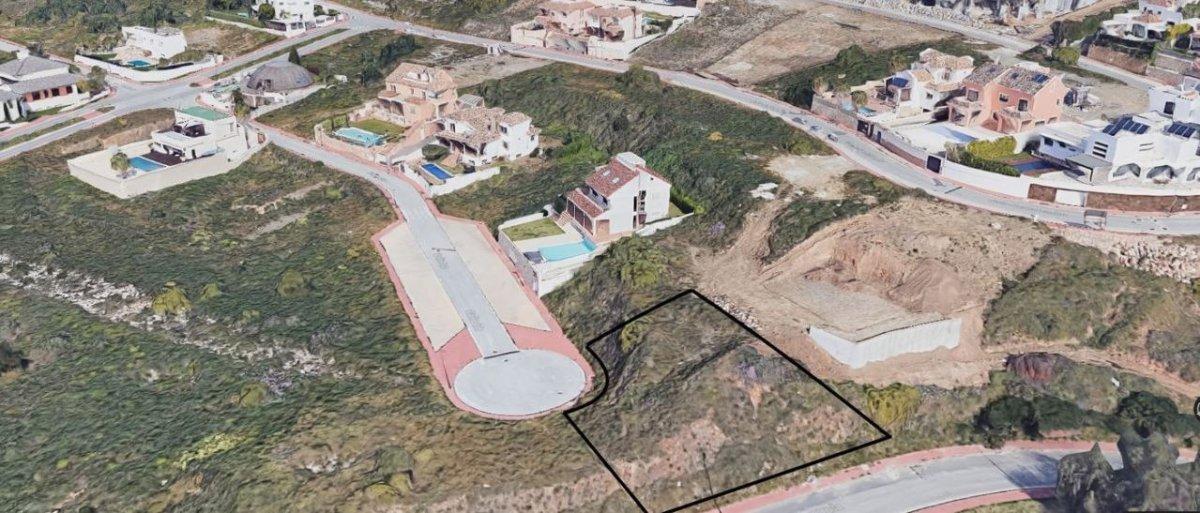 Se vende suelo urbano en la zona de la estupa con vistas  panoramicas al mar. - imagenInmueble10