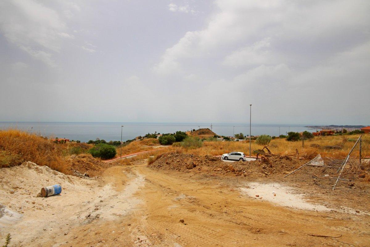 Se vende suelo urbano en la zona de la estupa con vistas  panoramicas al mar. - imagenInmueble2
