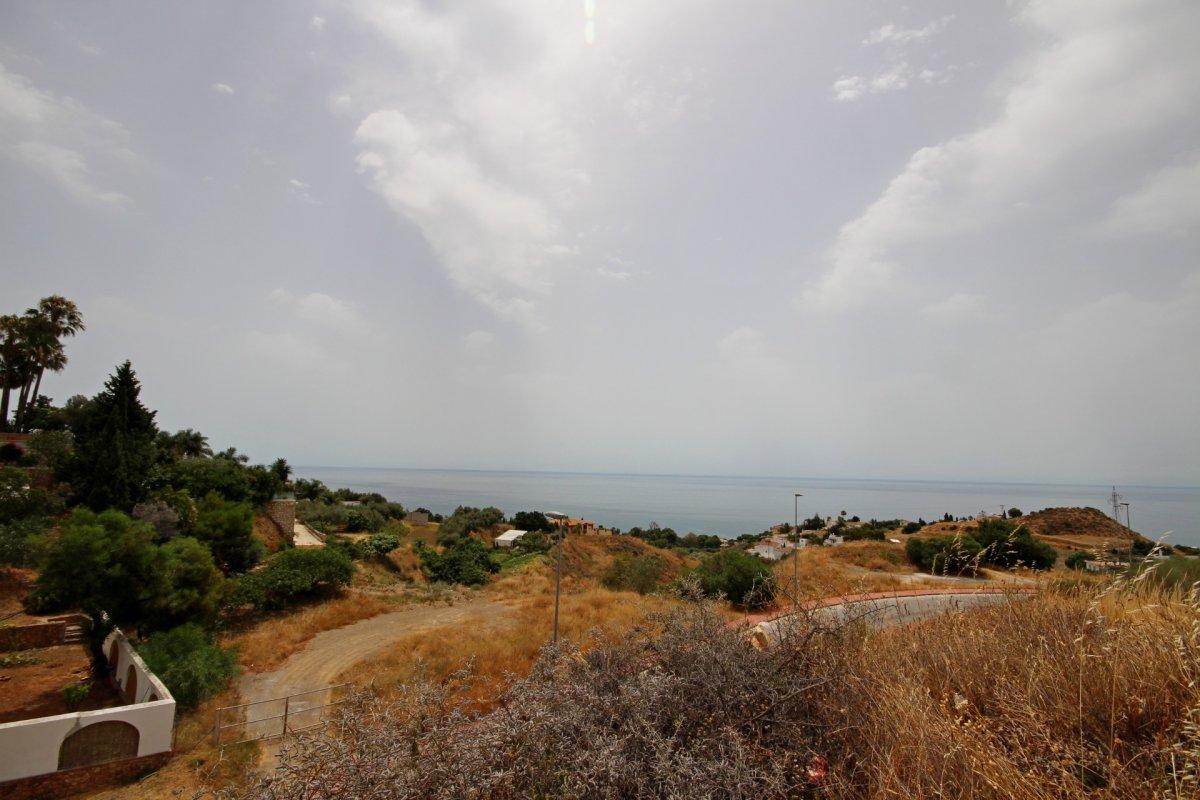 Se vende suelo urbano en la zona de la estupa con vistas  panoramicas al mar. - imagenInmueble3