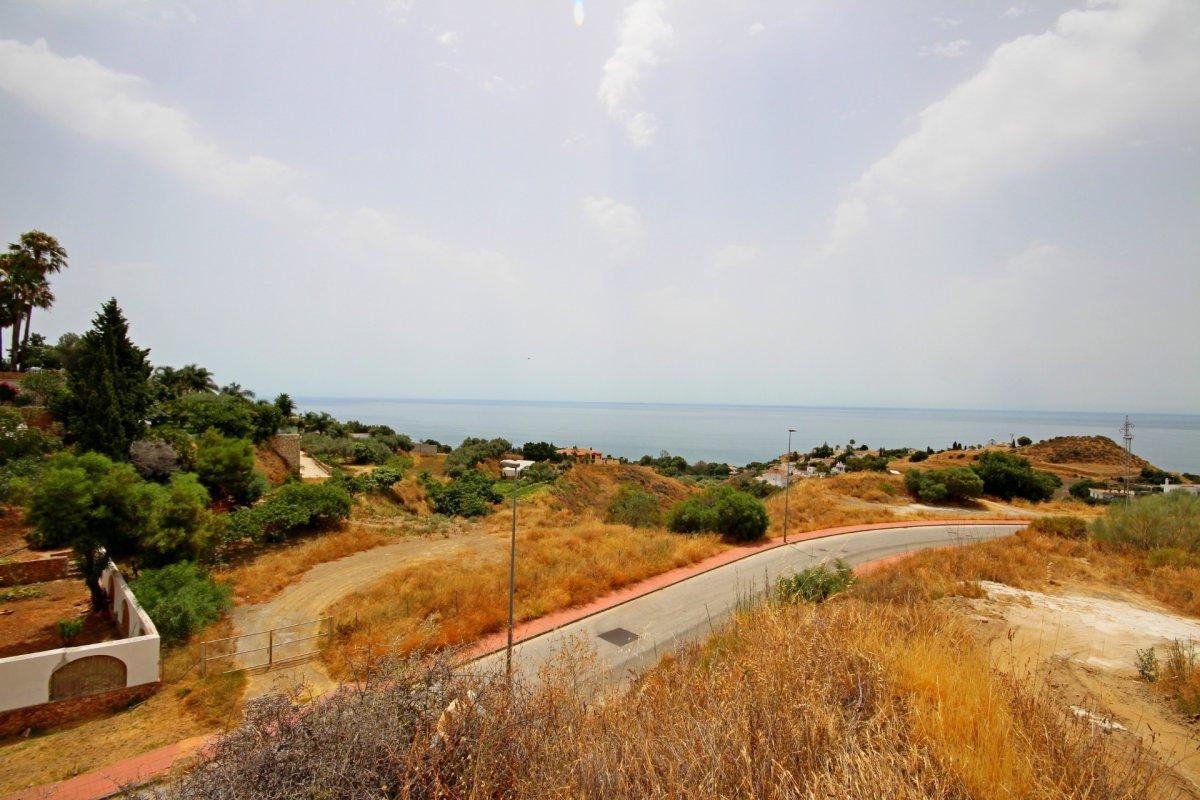 Se vende suelo urbano en la zona de la estupa con vistas  panoramicas al mar. - imagenInmueble5