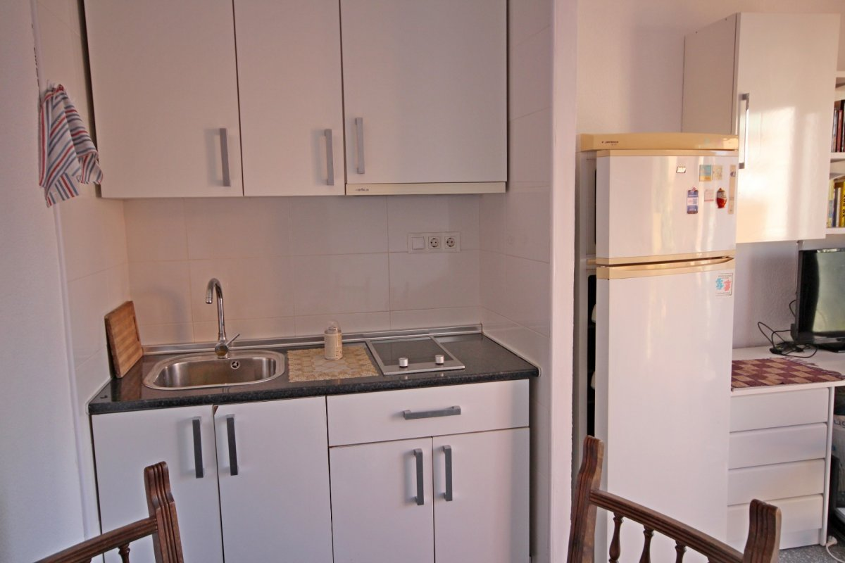 Piso 1 dormitorio en el centro - imagenInmueble5