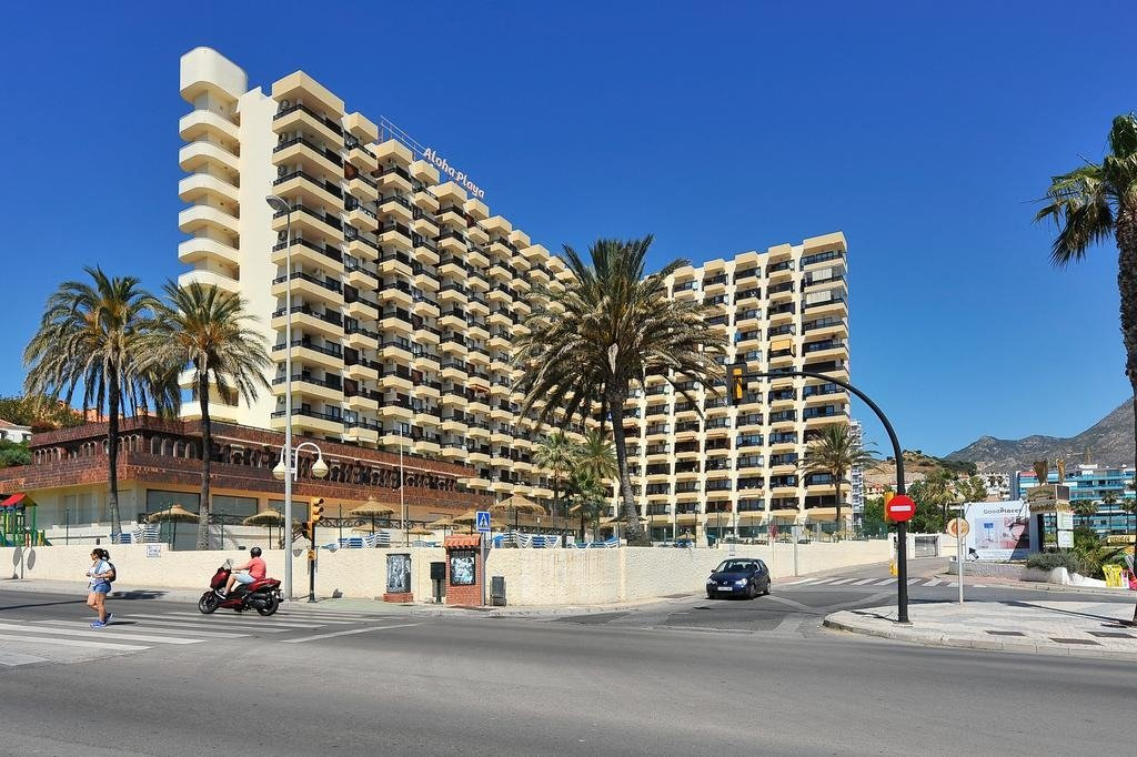 Duplex en primera linea de playa benalmadena costa - imagenInmueble0