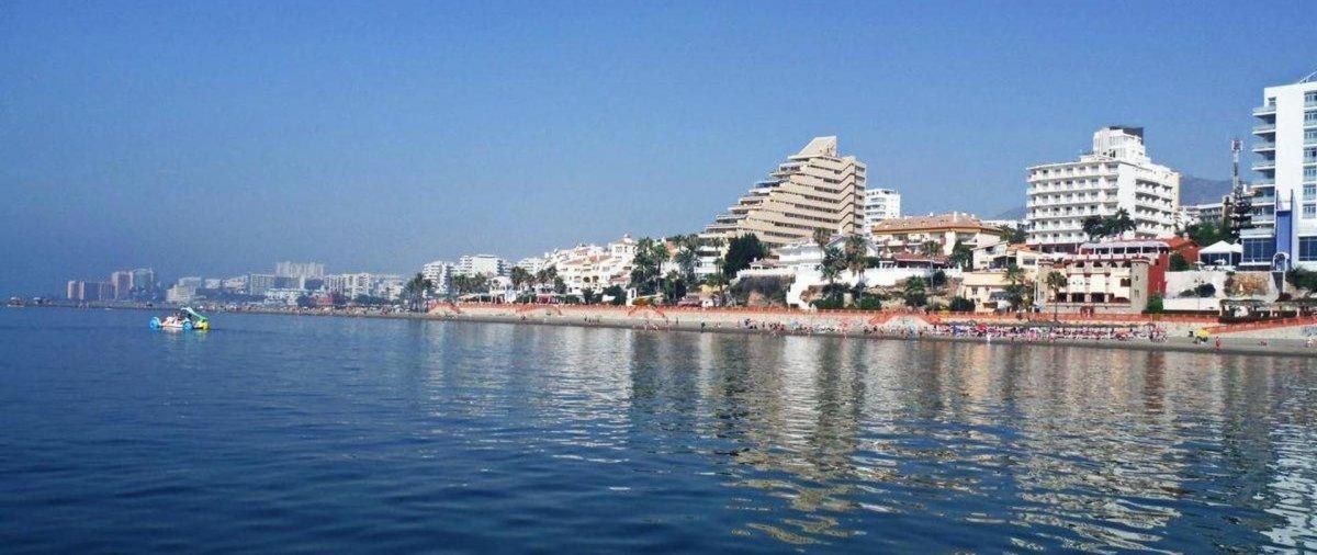 Piso de dos habitaciones en primera linea de playa en benalmádena - imagenInmueble24
