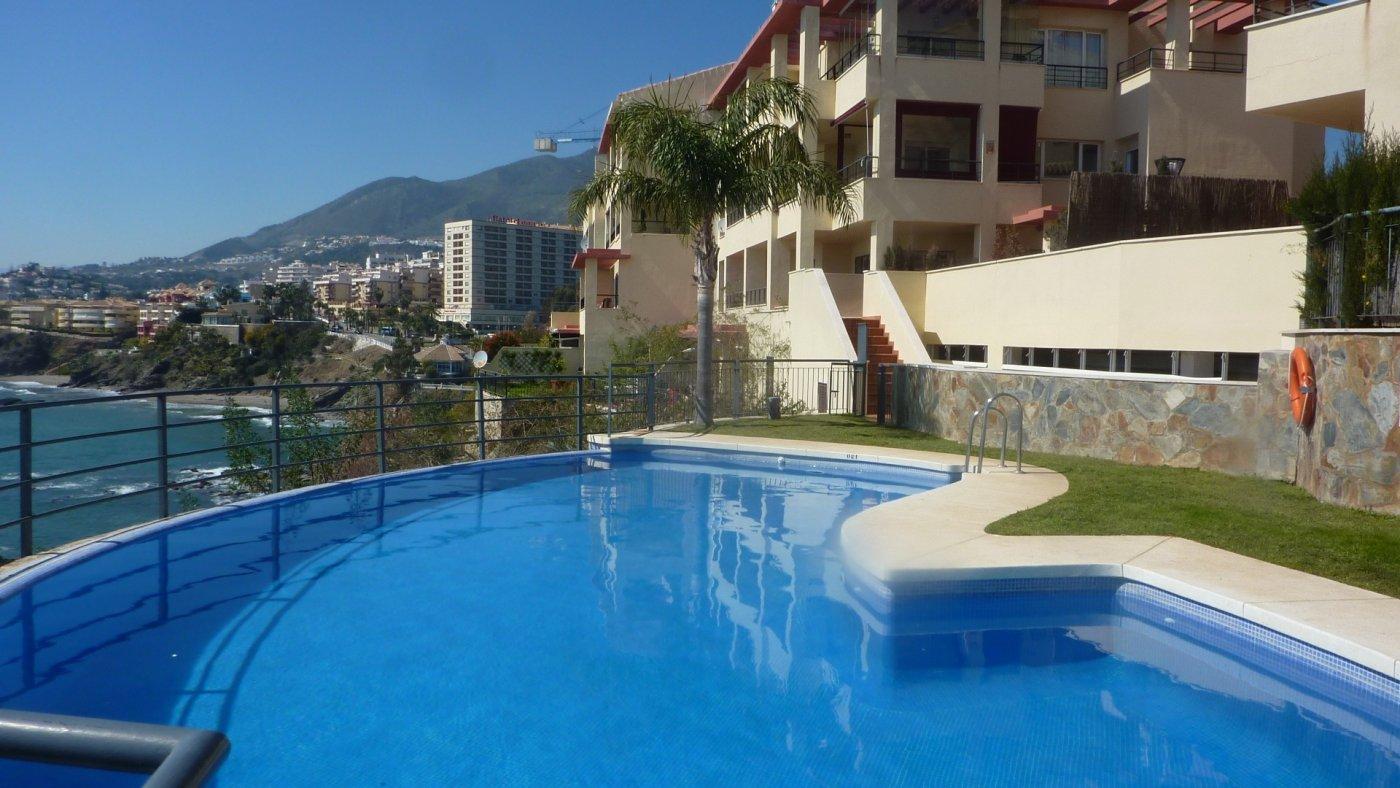 Piso de dos habitaciones en primera linea de playa en benalmádena - imagenInmueble28