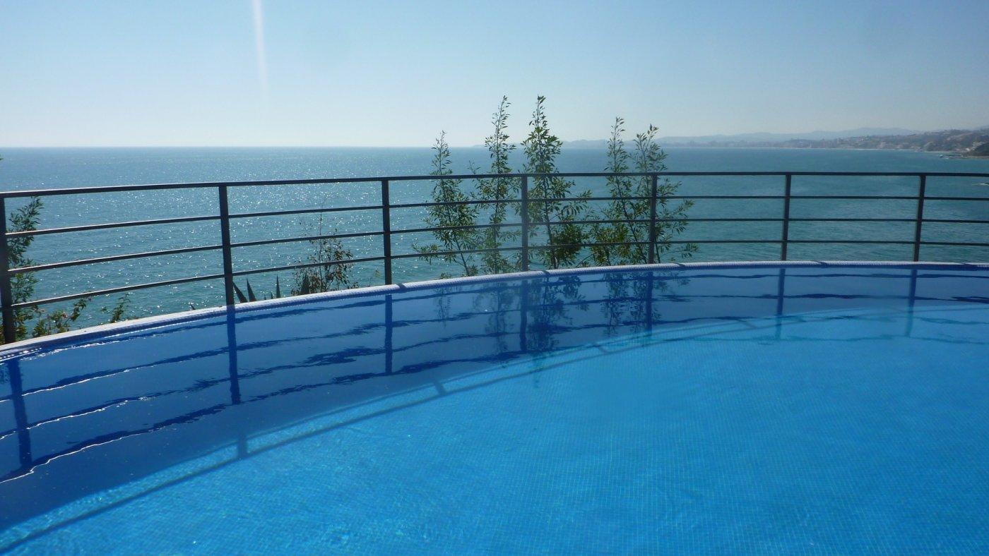 Piso de dos habitaciones en primera linea de playa en benalmádena - imagenInmueble30