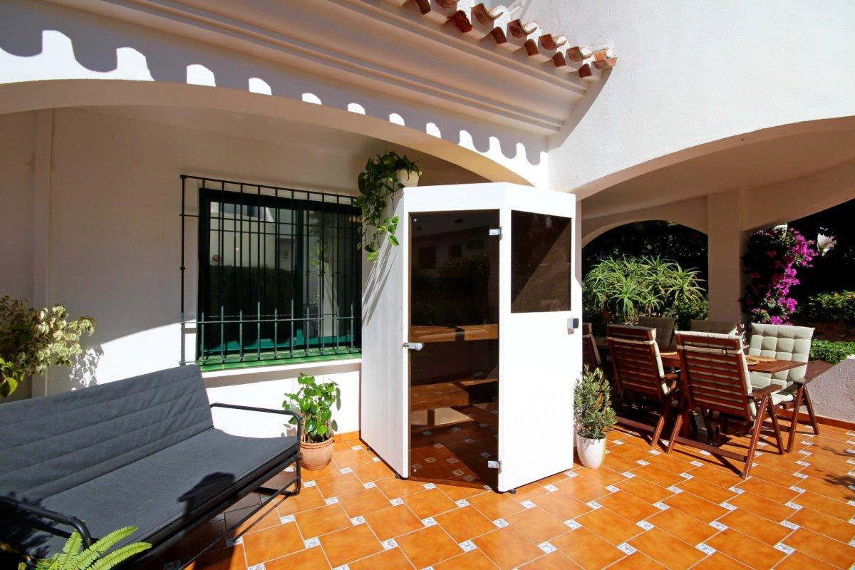 Apartamento en pueblo andaluz con encanto junto al parque de la paloma - imagenInmueble18