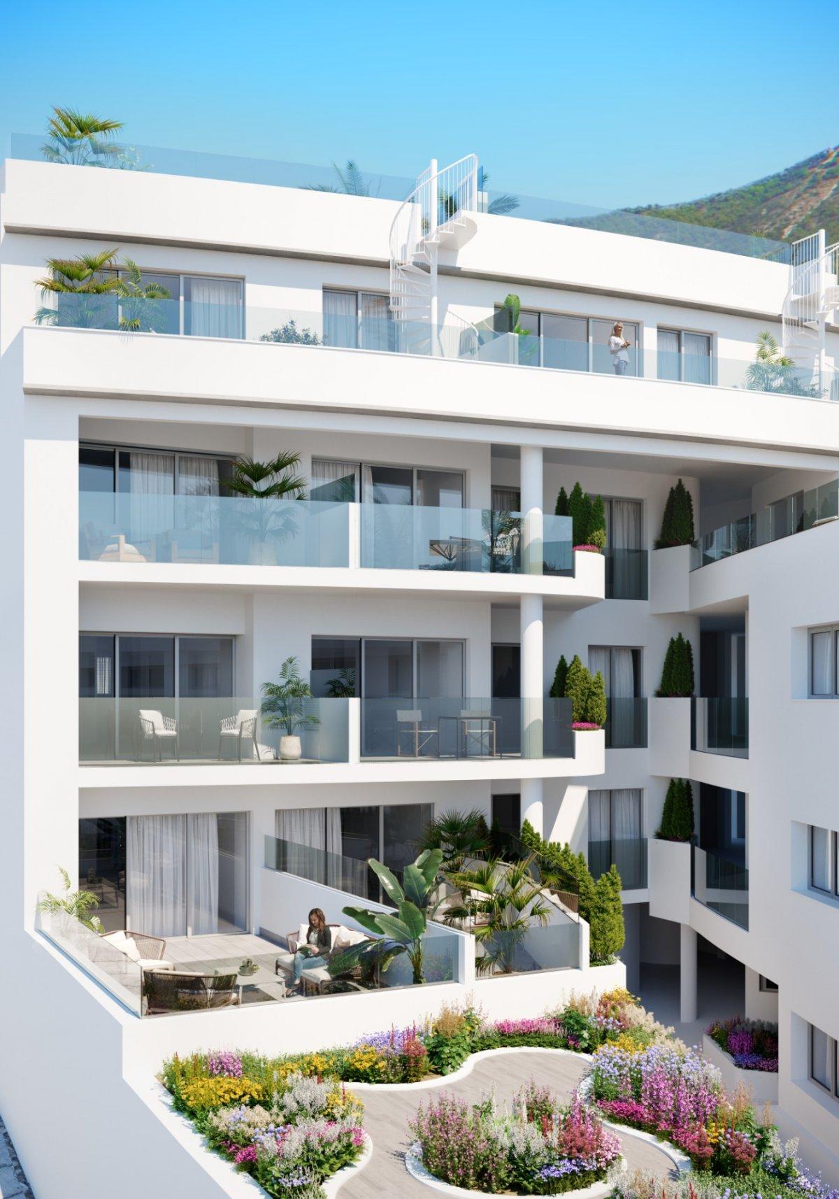Fantástica promoción de viviendas en construcción en mijas pueblo - imagenInmueble8