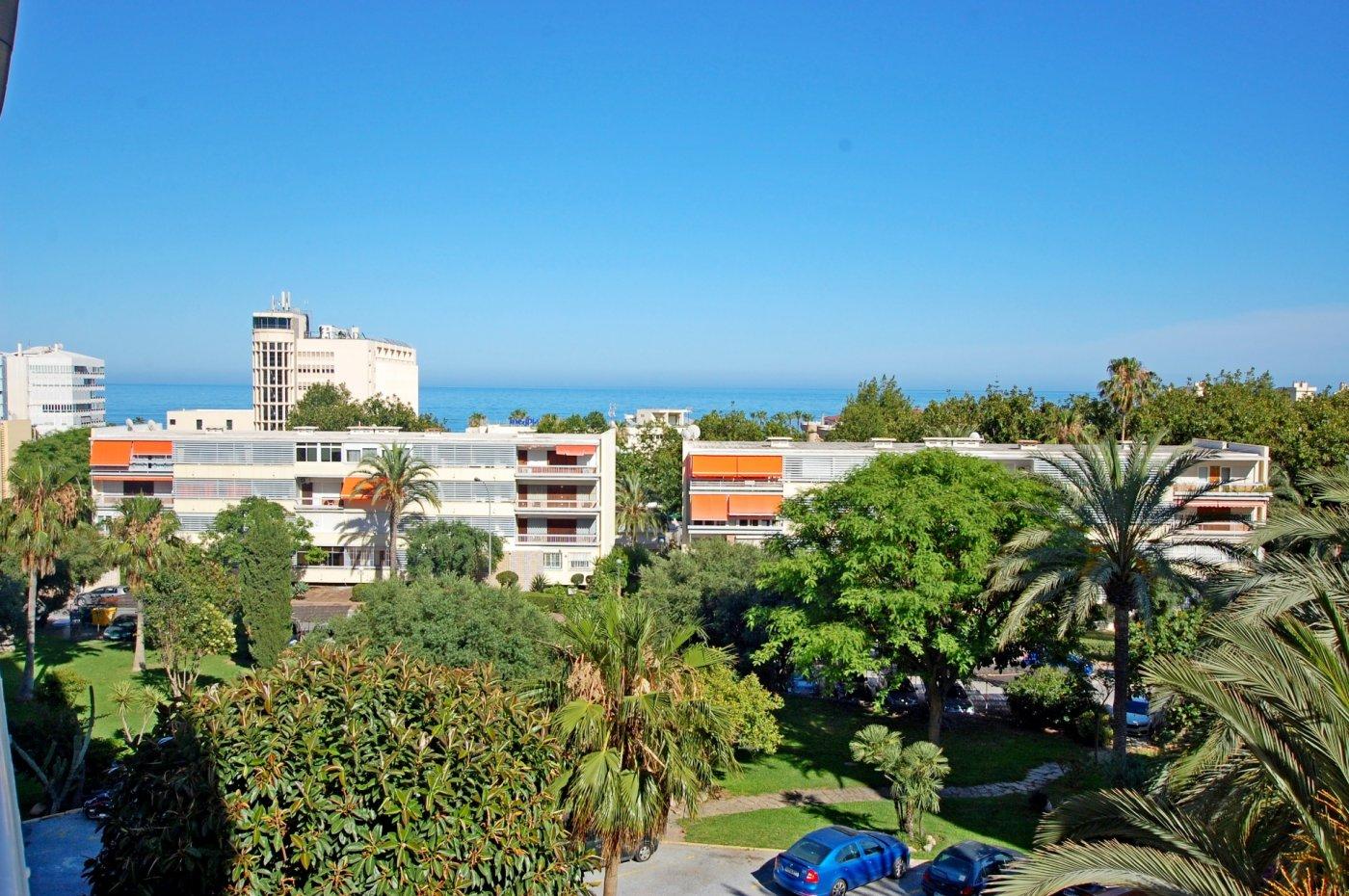 Apartamento 1 dormitorio en la carihuela vistas frontales al mar - imagenInmueble0