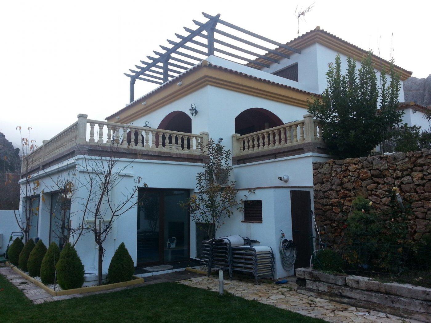 Villa de primera calidad en montejaque - imagenInmueble0