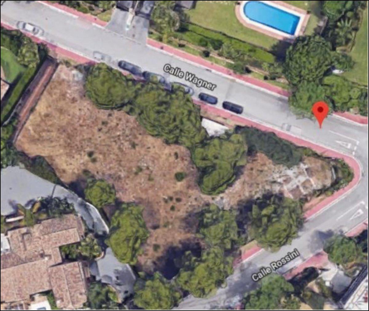 Terreno en venta en la exclusiva urbanización sierra blanca marbella, vistas al mar 1900 m - imagenInmueble2