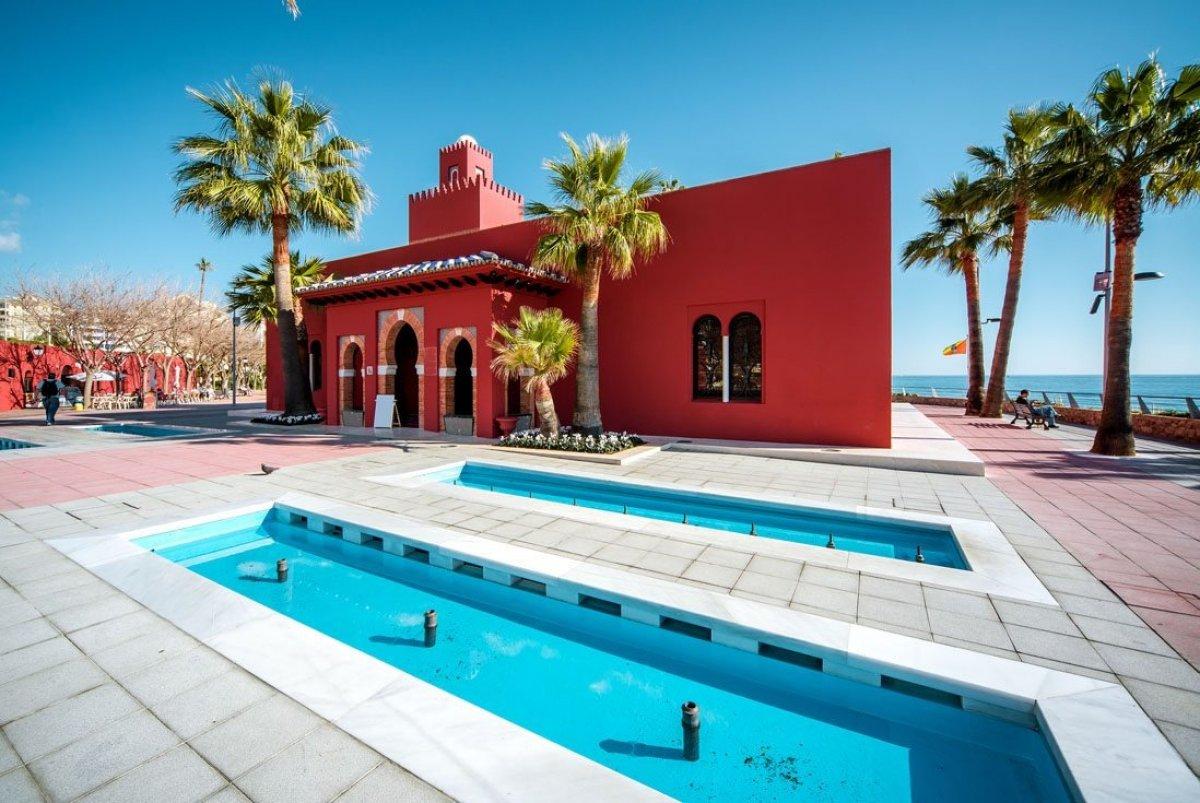Piso en venta en arenal golf benalmadena. urbanizacion privada con piscina - imagenInmueble23