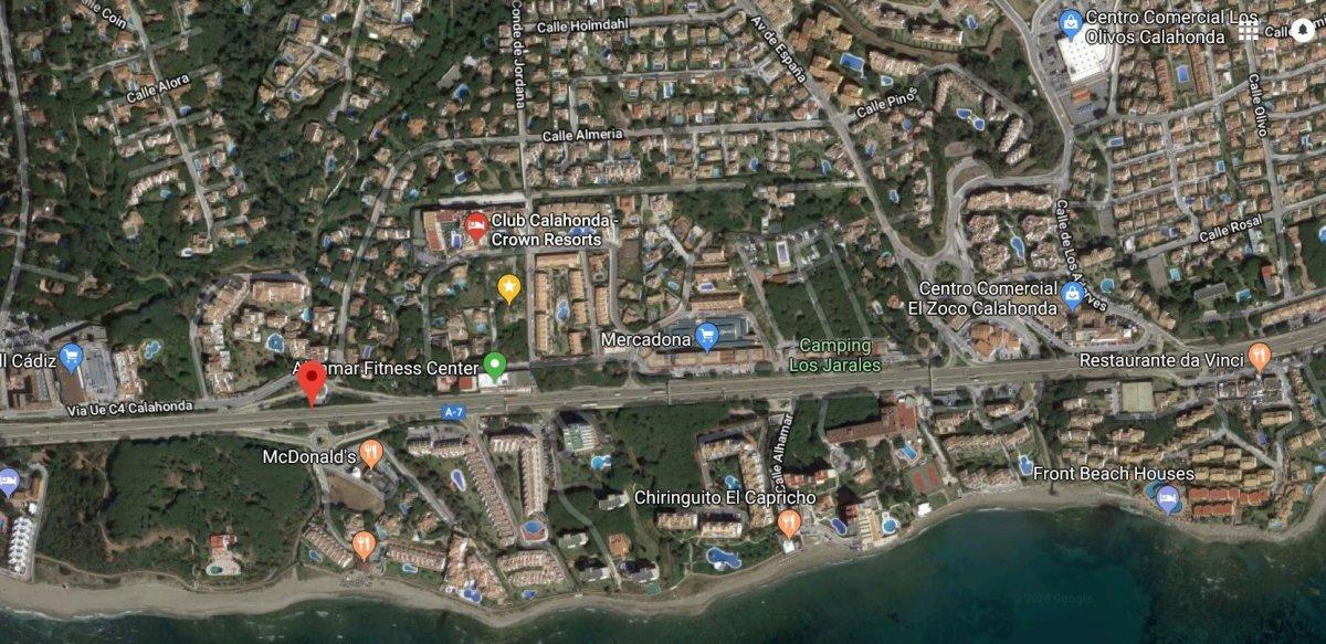 Suelo urbano consolidado para construir  6 villas en calahonda - imagenInmueble8