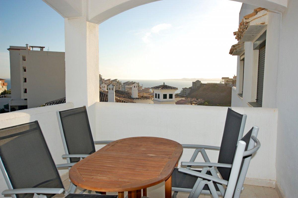 Apartamento con bonitas vistas al mar en torrequebrada - imagenInmueble0