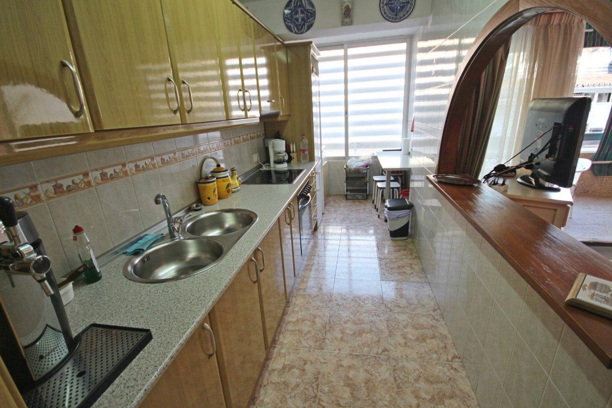 Acogedor piso 2 dormitorios a pasos de la playa de la carihuela - imagenInmueble9