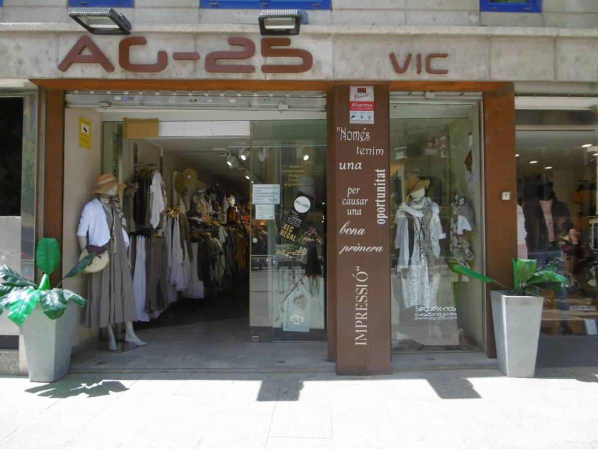 Premises for rent in Rambla del Passeig, Vic