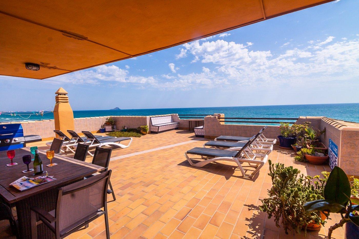Penthouse for sale in Las Atalayas, La Manga del Mar Menor