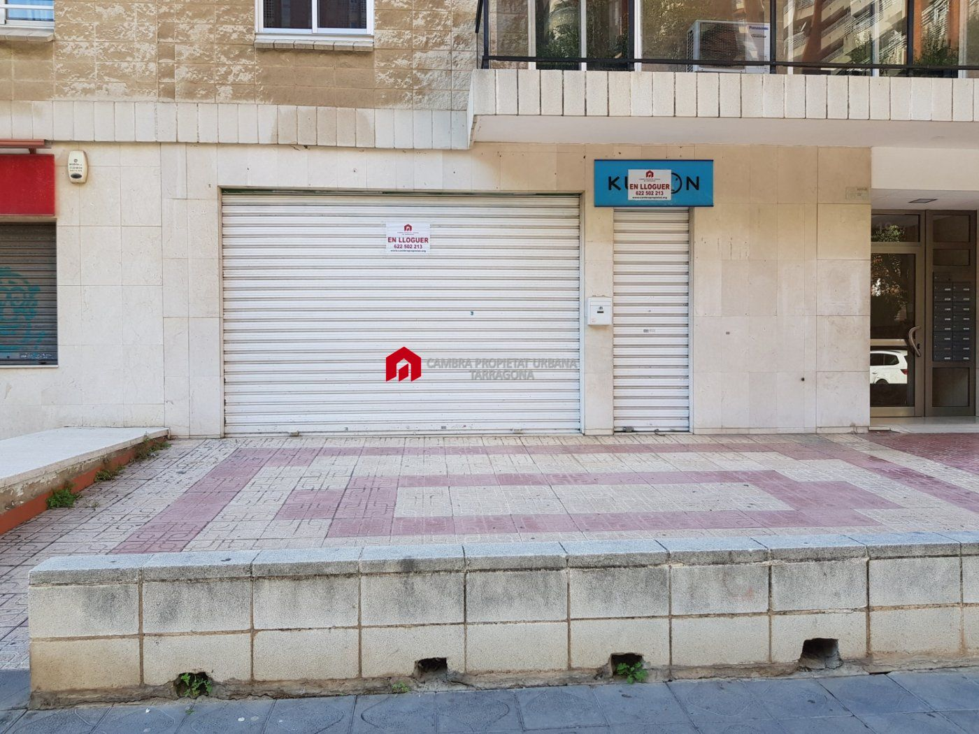 local-comercial en tarragona · eixample 0€