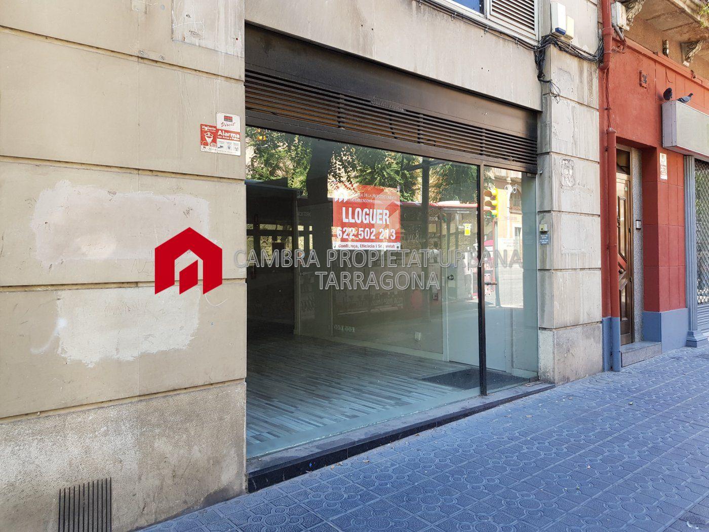 local-comercial en tarragona · centro 0€