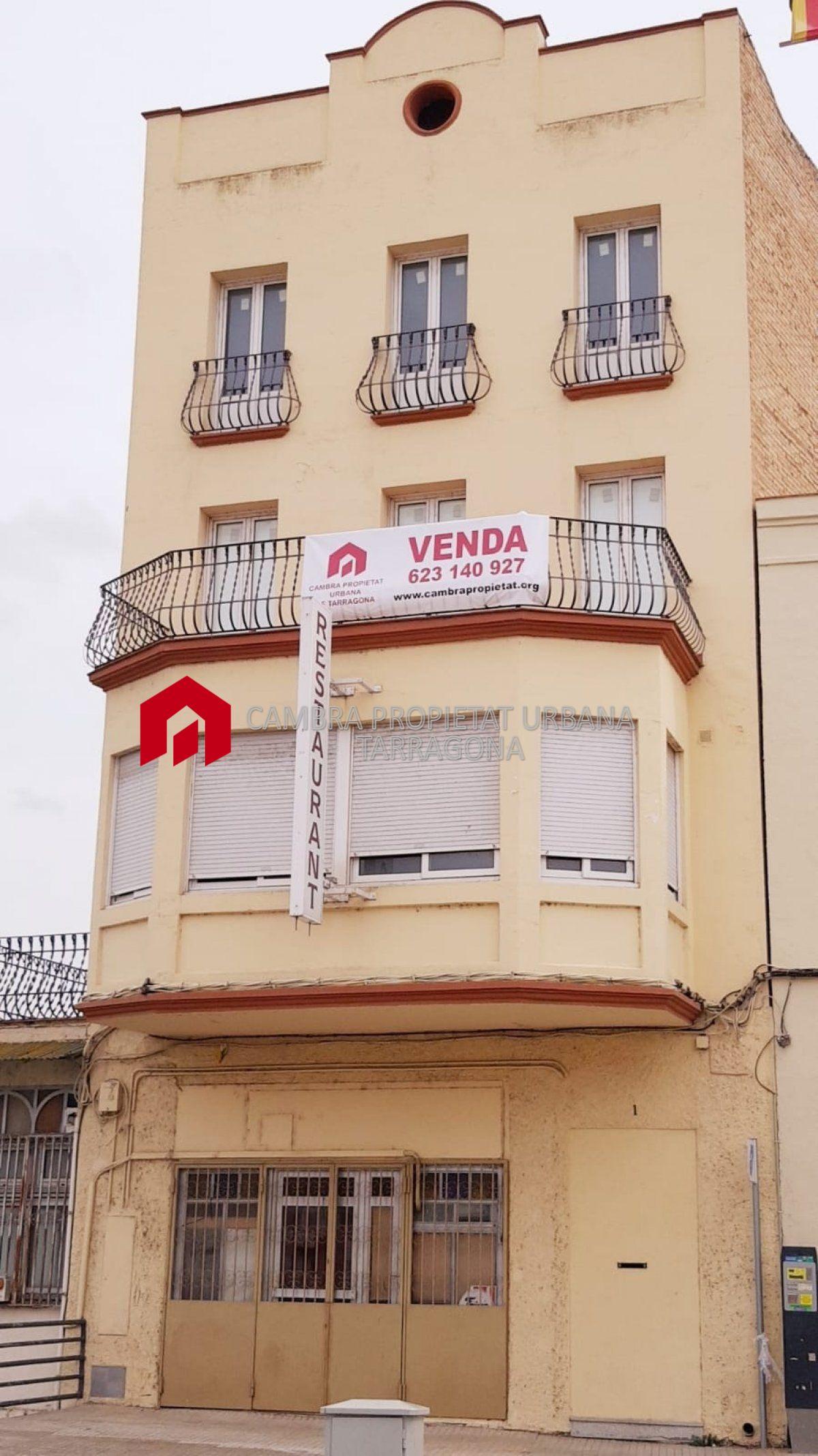 edifici en mora-debre · mora-d-ebre 349000€