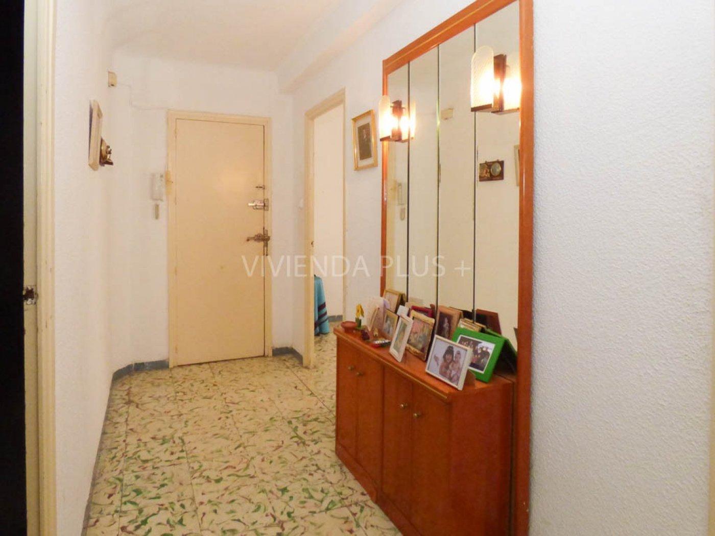 Gran oportunidad en carrus avda libertad 3º piso real de 105 metros con cocina y baño reformado