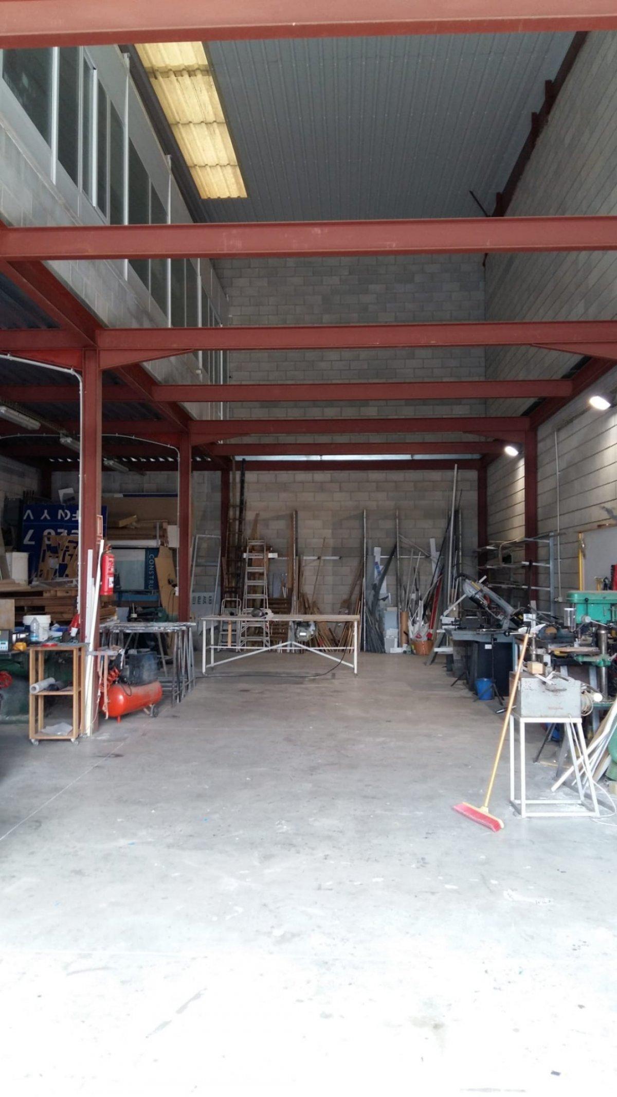 Nave industrial a pleno rendimiento en polígono son noguera llucmajor, con parking privado - imagenInmueble5