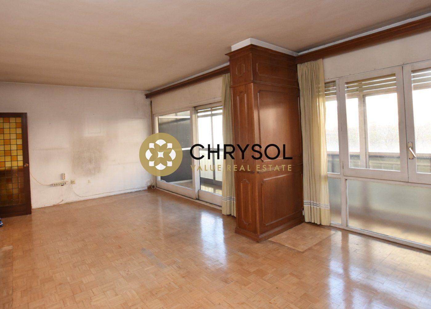 piso en barcelona · les-corts 420000€